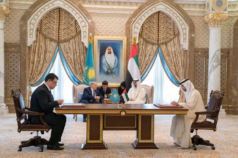 Abu Dhabi signed cooperation documents in the petrochemical industry