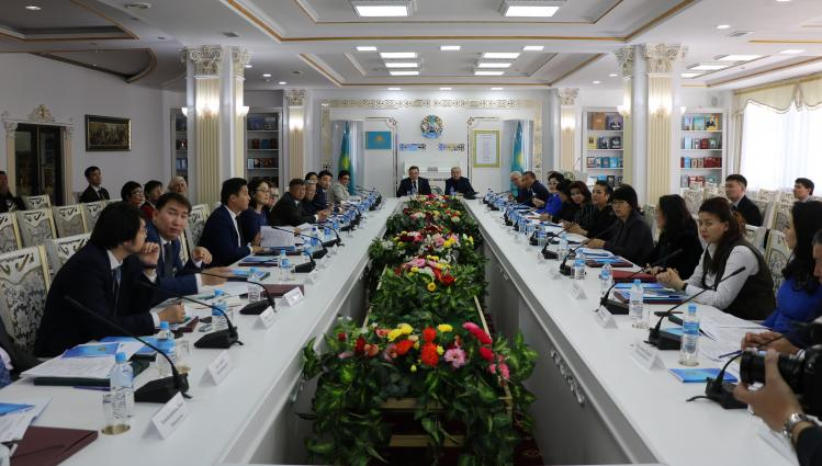 Information about National contact point of Kazakhstan on issues of responsible business conduct